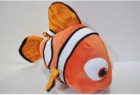 Nemo clownfish plush toy manufacturer wholesale cartoon toys for children