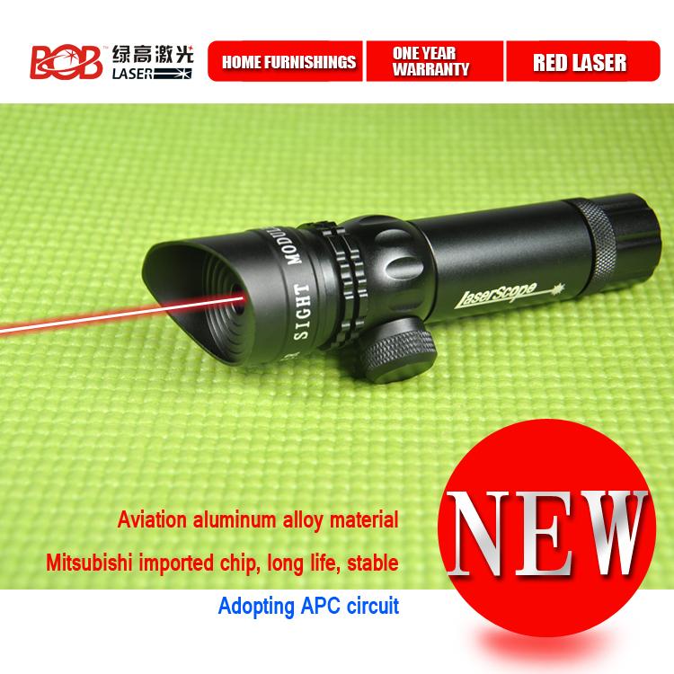 Nouveau pistolet laser rouge 2014 vue, tactique, visée laser rouge du faisceau laser cartouche laser de chasse rifel vue, nuit, g26-iii livraison gratuite