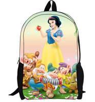 Children backpacks Snow White bags,cartoon  kids backpack,Children's school bags for girls,Student book bag for girls B26