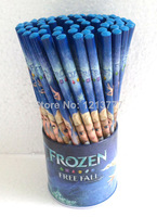 Hot sale! 72 Pcs/lot Frozen pencils/Cartoon pencils/Lovely pencil/Gift/Free shipping