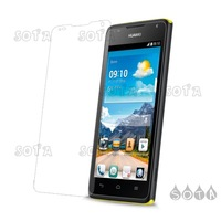 50 pcs Transparent Clear Screen Cover Film for Huawei Ascend Y530 for Free shipping