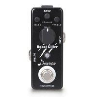 New Arrive !!!  High Quality Donner Boost Killer Effect Pedal Free Shipping