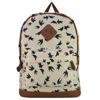 New  Floral  Women Printing Backpack School Rucksack Shoulder Bags 819 Sale FF1932