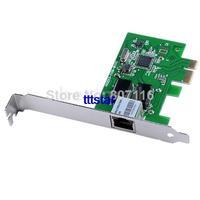 10/100/1000M Gigabit Network Ethernet Express PCI-E  LAN Card High Quality SV843