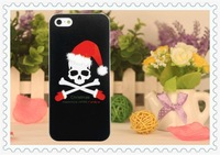 Skull Superman Marilyn Monroe Eiffel Tower Protective Moblie Cell Phone Hard Plastic Back Case Cover For Apple iPhone 5 5G 5S