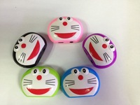 HOT Selling, Lovely doraemon mp3,with card slot,support TOP 8GB , Micro SD/TF card,no tracking code,1pc
