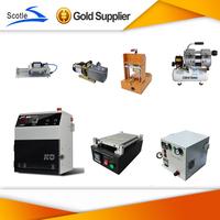The New Seven Combo Pack OCA Lamination Machine Polarizing Film Protective Film Laminating + Air Compressor