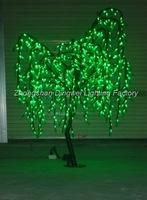 AC110V/240V 1.5M  LED Outdoor Garden Lighting LED Willow Tree Lights
