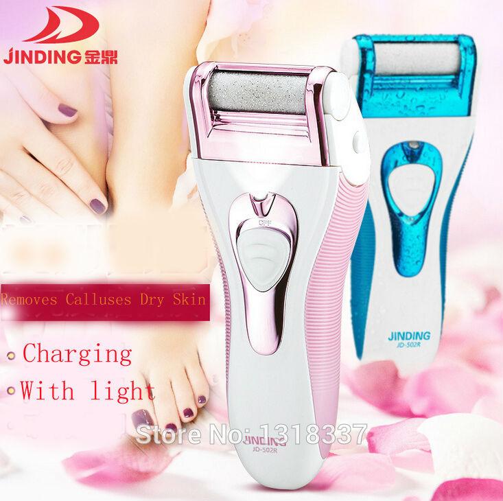 Pés cuidados removedor de pele pedicure para a máquina ferramentas pé elétrico eletrônico profissional calo barbeadores chi massageador(China (Mainland))