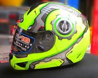 Hjc motorcycle helmet new arrival for cl - 16 voltage