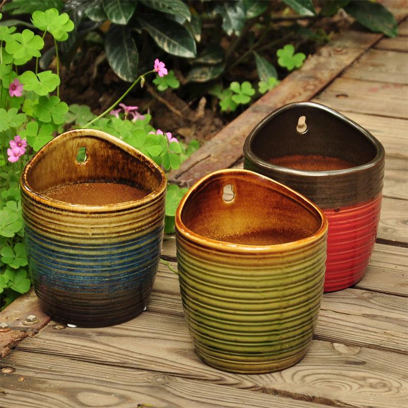 terrazza Vasi disegno : smaltata vasi da fiori-Acquista a poco prezzo ceramica smaltata vasi ...
