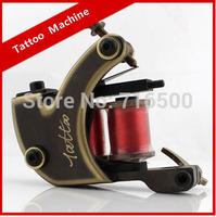 Copper carved tattoo machine / import coils Secant machine / Tattoo Equipment / Power Pedal