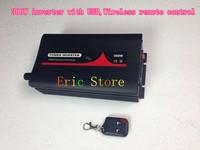 300W  DC24V AC120V Solar wind car power inverter With USB,Wireless remote control (CTP-300W-WS)