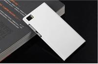 Mi3 PC Hard Case For Xiaomi M3 Phone Case Mi3 Cover Slim Case For Xiaomi 3 phone shell Wholesale 10pcs/lot +10x free screen film