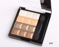 four color eye shadow  N08-0818