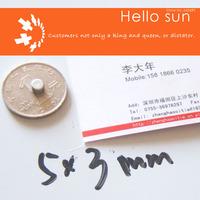 100PCS,Super Powerful Strong Neodymium Disc Magnets DIA 5x3mm  N35 Neodymium Magnet Rare Earth