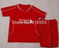 New Liverpool Jersey 2015 Liverpool 14 15 Home Away kids boys kit shirt Lallana Jersey Lambert GERRARD Markovic James Rodriguez