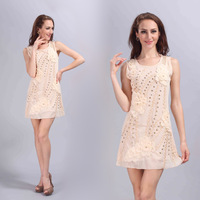 5colors in stock new 2015 high quality   woman party dresses,summer dress,women clothing 2015