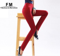 Black Blue Green Women Leggings Fitness Clothing For Women Skinny Pants & Capris Plus Size Leggings Calca Feminina 2014 AW14P018
