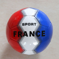 2014 new products wholesale Size 5 PVC football, promote football machine, sewing machine sewing football Free shipping