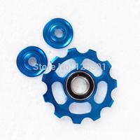 Bike Bicycle Derailleur Guide Pulley Wheel Accessories