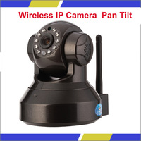 Pan Tilit  Wireless Wifi IP Camera 720p Indoor 3.6MM IR Night Vision P2P  Security Camera Built-in Microphone