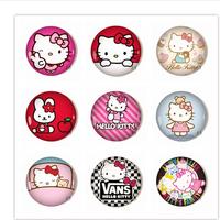 Anime Badge hot creative toy Animation surrounding Kitty