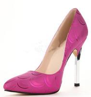 2014 new spring big size fashion flower gz spike silver high heels women pumps shoes sandals wilo pumpen