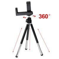 Tripod Mount Holder for Cell Phone Camera