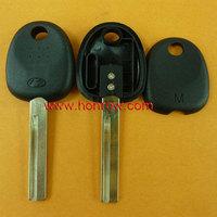 Hyundai transponder key blank (Can put TPX chip inside)