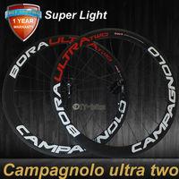 super light weight 50mm bicycle wheels 700c Carbon fiber road bike Racing wheelset