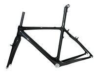 Free shipping Dengfu carbon CX bicycle frame FM058 ISP glossy available size:48/50/52/54/56cm