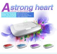 2014 Newest B368 RK3288 TV Box Quad Core Android 4.4 Kitkat Smart TV Receiver 4K FHD 1080P HDMI Bluetooth Wifi XBMC Media Player