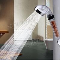 Handheld Water-saving Bath SPA Shower Head Nozzle Sprinkler Sprayer Water Filter