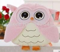 Pink Night Owl Plush Toy Kids Toy Birthday X-mas Gift Bird Toy Brand New Model