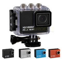 SJ4000 pro WIFI Action Sport Camera  AT200 1080p 50M Waterproof 1.5 inch Playback screen with RF remote controller