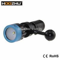 HOOZHU Underwater photographing light V11 Waterproof 100m 900 lm Diving video lamp