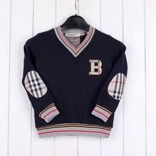 fashion top quality baby boy brand logo sweatshirts London brand design causal winter boys long sleeve sweatshirts in stock(China (Mainland))
