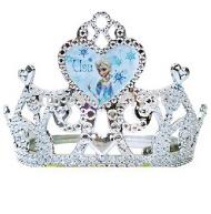 Frozen Elsa Anna Crown girl hair bands gift for girls 2014 baby costume frozen dress accessories Free shipping ak059