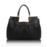 New 2014 Fashion Vintage Women Handbag Genuine Pu Leather Bag One Shoulder Women Messenger Bag KB39