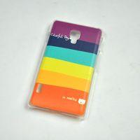 Various Design Cute Colored Drawing Hard Case For LG Optimus L7 II Single SIM P710 P713