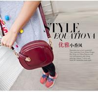 2014 mini bag fashion messenger bag women's vintage bag crossbody bolsas femininas causal shoulder high quality soft leather