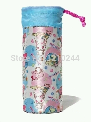 Free shipping Wholesale fashion New designed Cartoon Jewelry pet hotsale Aardman baby bottle bag insulated bags