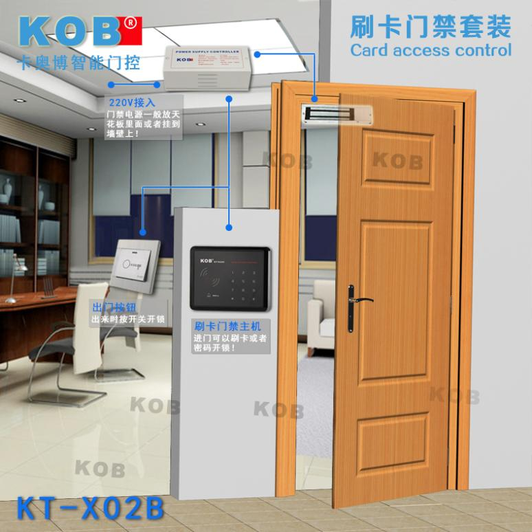 Electronic access control systems touch keyboard card and password to open the door access the entire suite(China (Mainland))