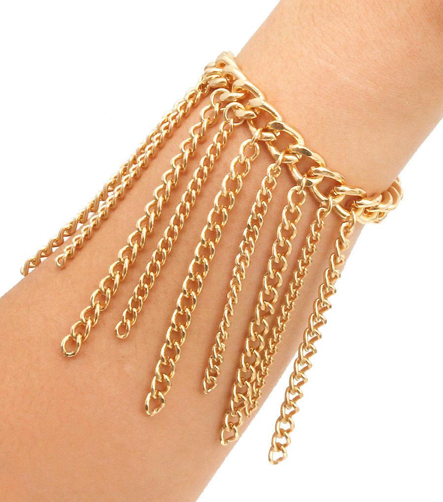 2018 2015 Fashion Women 14k Gold Plated Leg Bracelet Foot Chain ...