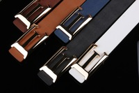 5colors E letter belt Design Brand Belt for men PU Leather belt pin Buckle jeans Fashion Gift dropshipping