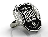 EXO xoxo LUHAN BAEKHYUN SEHUN KRIS Wolf and beauty Ring / Ring