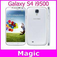 Original Unlocked Samsung GALAXY S4 I9500 Mobile phone Android OS 16/32GB storage Quad Core 13MP camera GPS WIFI Free shipping