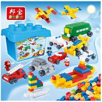 Arbitraging small particles building blocks toy traffic tools 6552