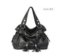 2014 new special middle-aged mom bag ladies handbag shoulder bag fashion handbag soft leather bag commuter wild